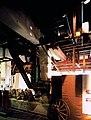 De Bloemmolens van Diksmuide De door AEG-electromotoren aangedreven overbrengingsassen op de gelijkvloerse verdieping van de oostelijke fabriekstoren - 373011 - onroerenderfgoed.jpg