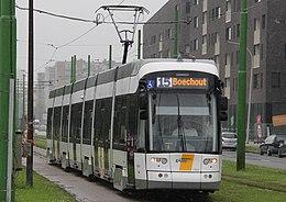 tramlijn 3 antwerpen