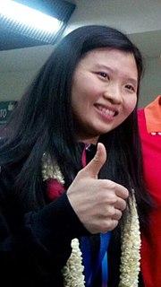 Debby Susanto Indonesian badminton player