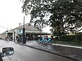 Decatur Street French Quarter New Orleans 11th November 2019 - Washington Artillery Park.jpg