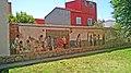 Decorado en artistico Paredes casas en parque de la amistad de Parla (2).jpg