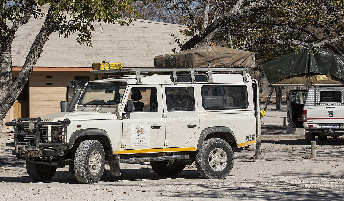 Land Rover Defender – Wikipedia