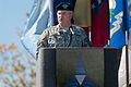 Defense.gov News Photo 101105-A-0193C-013 - Chief of Staff of the Army Gen. George W. Casey Jr. delivers his address to the audience at a remembrance ceremony at Fort Hood Texas on Nov. 5.jpg