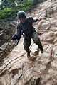 Defense.gov News Photo 110429-M-VG363-0114 - A U.S. Marine participates in the endurance course at the Jungle Warfare Training Center at Camp Gonsalves, Okinawa, Japan, on April 29, 2011.jpg