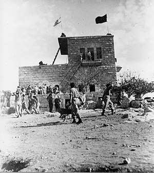 Degania Bet - Members of Yiftach Brigade from Kfar Blum training at Degania Bet. 1948