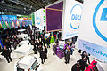Dell booth at CeBIT 2013 (8541621272).jpg