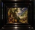 Den Haag - Mauritshuis - Paul Bril (1554-1626) - Mountainous Landscape with Saint Jerome 1592.jpg