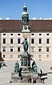 Denkmal Kaiser Franz I. Hofburg Wien 2018-09-30 a.jpg