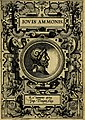 Deorvm dearvmqve capita, ex antiquis numismatibus Abrahami Ortelii collecta et historica narratione illustrata a Francisco Sweertio (1602) (14561417208).jpg