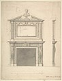 Design for a Chimney-piece, for Thomas Hollis of Lincoln's Inn, London MET DP800988.jpg