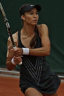 Vitalia Diatchenko Russian professional tennis player