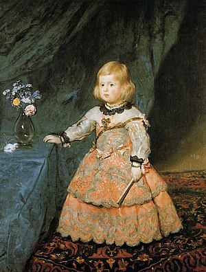 Margaret Theresa of Spain - Image: Diego Velázquez 024