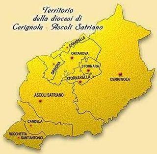 Roman Catholic Diocese of Cerignola-Ascoli Satriano