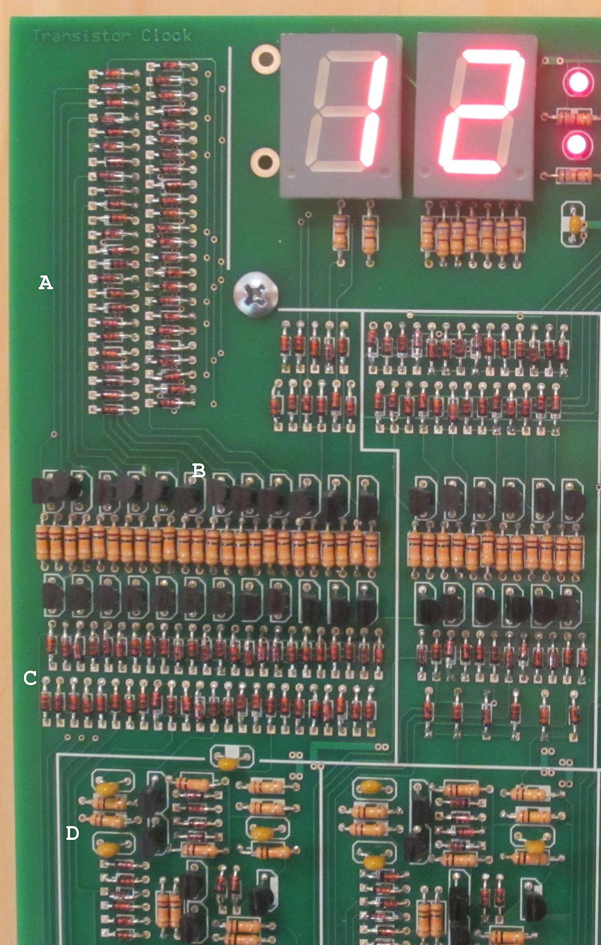Diode Logic Wikipedia 12 Volt To 6 Resistor Wiring Diagram