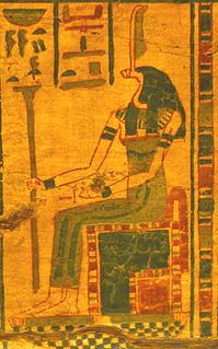 Renenutet ancient Egyptian goddess