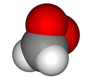 Dioxirane - Image: Dioxirane 3D
