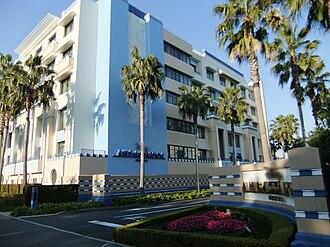 Disney Ambassador Hotel - Image: Disney ambassador hotel