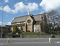 Disused church, Leeds Road A62, Fartown, Huddersfield - geograph.org.uk - 785877.jpg