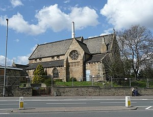 Charles Farrar Forster - St Andrew's Church, Huddersfield, now disused