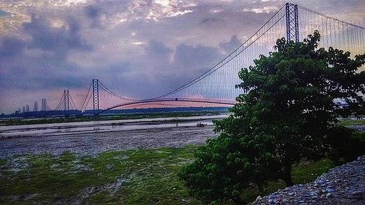 Dodhara Chadani Bridge, Kanchanpur.jpg