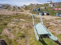 Dog sled Kulusuk, Greenland - panoramio.jpg