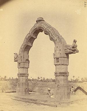 Torana - Image: Dola Mandap