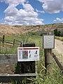 Don't shoot the squirrels sign, BLM Southwest Idaho.jpg