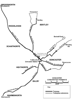 Doncaster Tramway plan.png