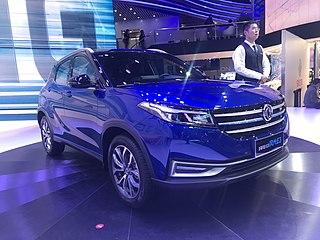 Dongfeng Fengon E3 Motor vehicle