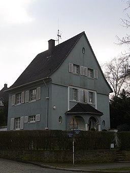 Freiligrathstraße in Dortmund