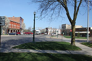 Dexter, Michigan - Downtown Dexter