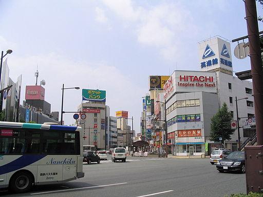 Downtown Kurume