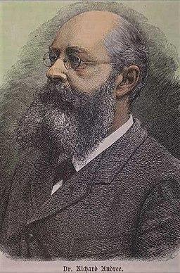 Dr. Richard Andree