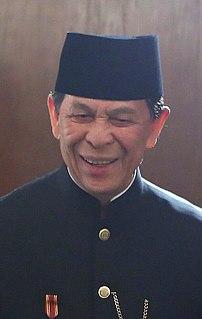 Sinyo Harry Sarundajang Indonesian diplomat