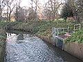 Drainage outfall into the River Ravensbourne - geograph.org.uk - 1633709.jpg