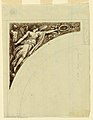 Drawing, A Winged Victory in the Left Spandrel of an Arch, ca. 1805 (CH 18109353).jpg