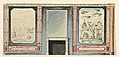 Drawing, Design for a Chimneypiece, Wall with Chinoiserie Landscape, possibly for Library, Royal Pavilion, Brighton, 1802 (CH 18610007-2).jpg