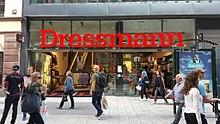 dressmann xl butiker