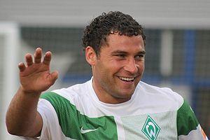 Duško Tošić - Tošić with Werder Bremen in 2009