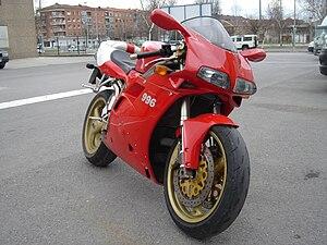 Ducati 996 - Ducati 996 Biposto