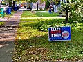 Dueling lawn signs during the 2021 Buffalo, New York mayoral election - 20210916.jpg