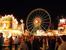 Funfair - Wikipedia, the free encyclopedia