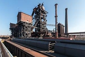 Landschaftspark Duisburg-Nord - Blast furnace 2
