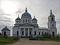 Dukhovskaya Church at Novoye - Yaroslavl Region, Russia - panoramio.jpg