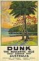 Dunk, the Romantic Isle, Great Barrier Reef, Australia, c.1930s.jpg