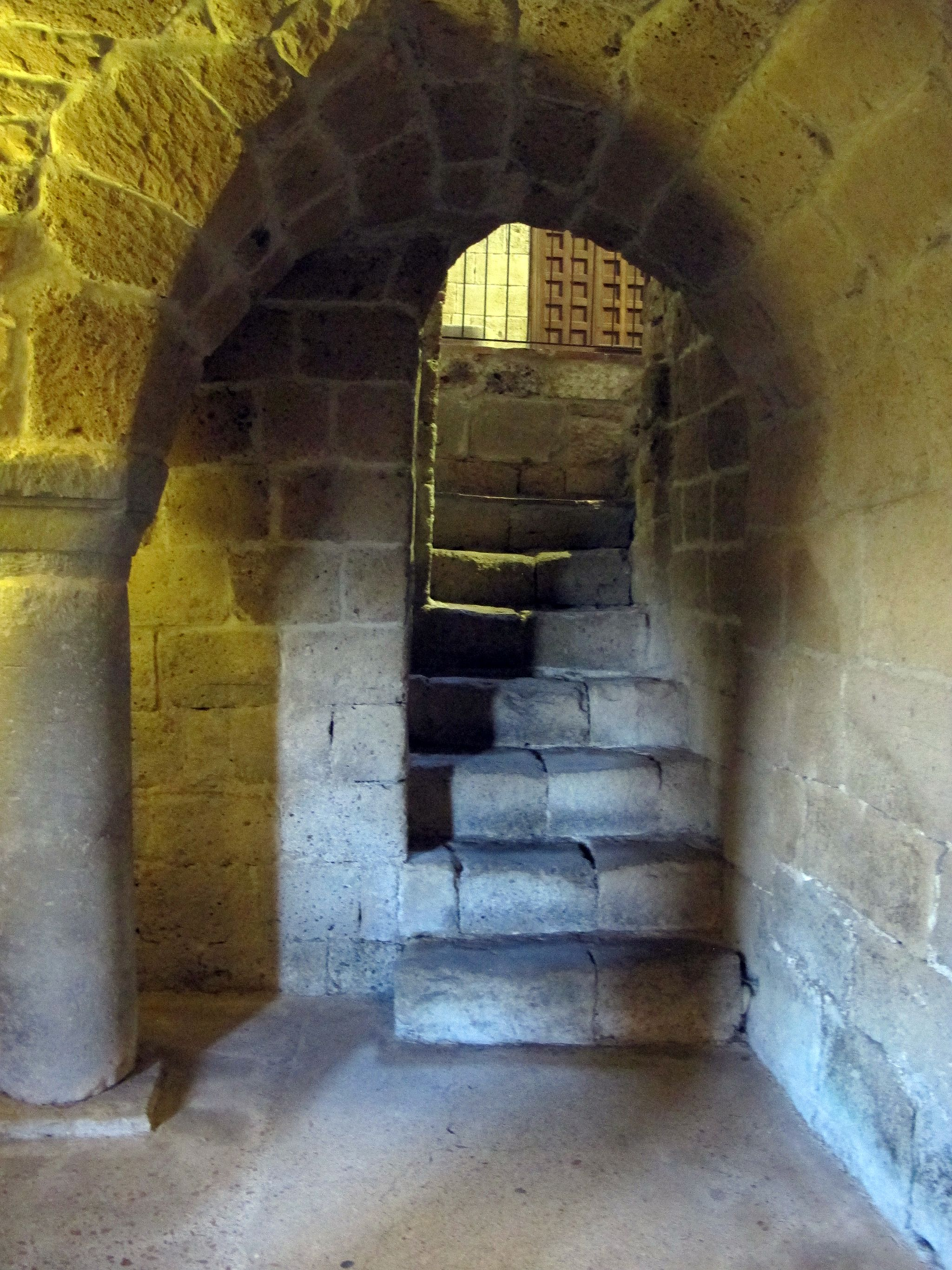 Duomo di sovana, int., cripta 06