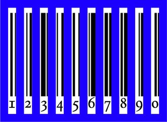 International Article Number - Encoding L-digits
