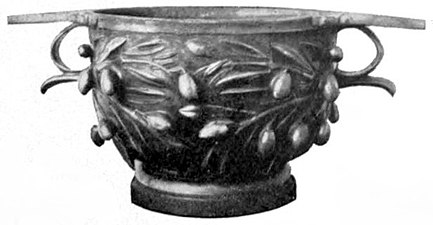 EB1911 Roman Art - Cup Decorated with Sprays of Olive.jpg