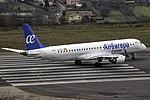 EC-KXD Embraer 195 Air Europa VGO 04.jpg