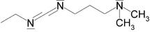 Struktur von EDC (freie Base)
